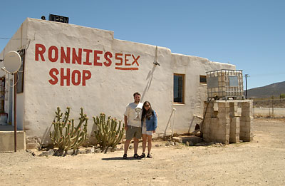 Ronnie's Sex Shop, Little Karoo, South Africa