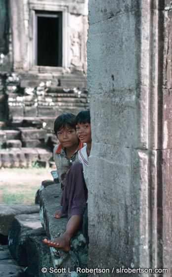 Photo: Angkor Children