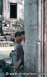 Angkor Children - Click for large image