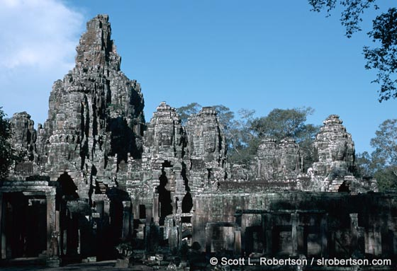Photo: Bayon Temple