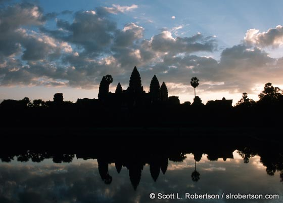 Photo: Angkor Wat at Dawn (2)