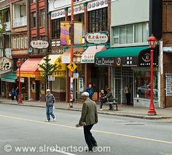 Vancouver China Town 9