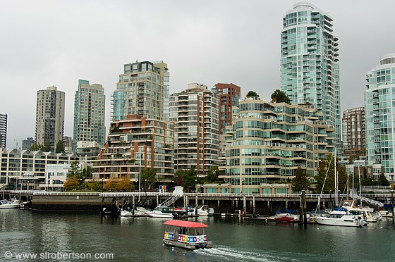 Vancouver False Creek Skyline 1