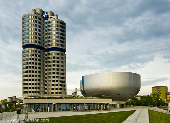 BMW Building and Museum Munich 2