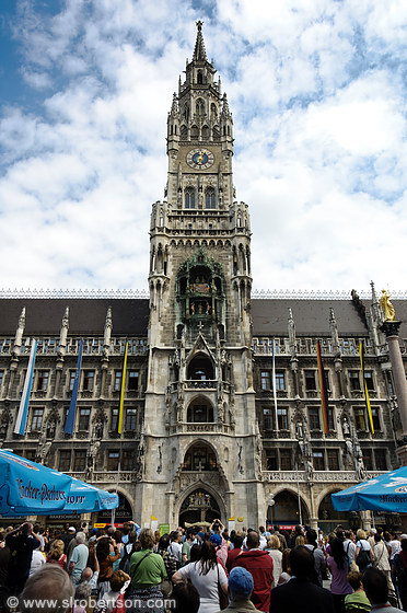 Munich New Town Hall 5