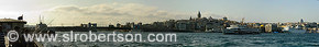 Istanbul Golden Horn Pano 1