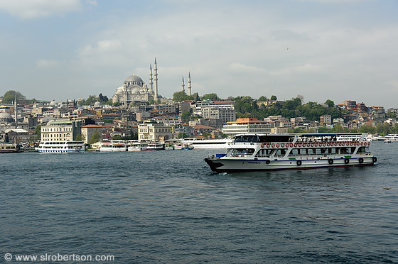 Bosphorus Ferry 2