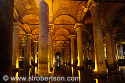 Pictures of Basilica Cistern