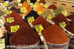 Istanbul Market Spices 2
