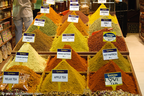 Istanbul Market Spices 4