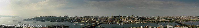 Istanbul Pano 5