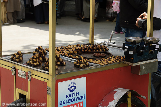 Istanbul Roasted Chestnuts 3
