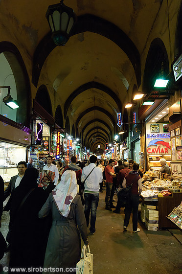 Istanbul Spice Market 1
