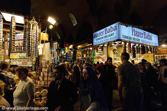 Istanbul Spice Market 7