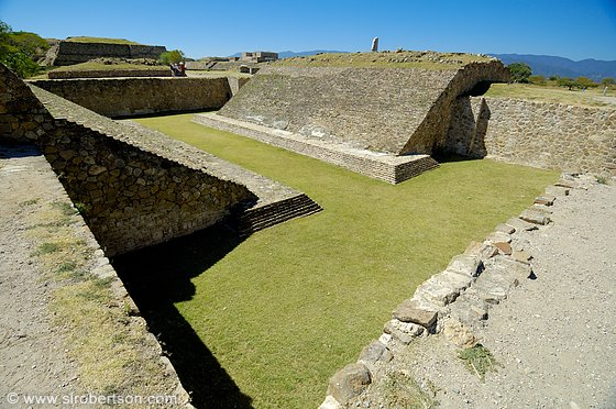 Monte Alban Ball Court 2