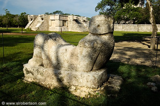 Chichen Itza Throne