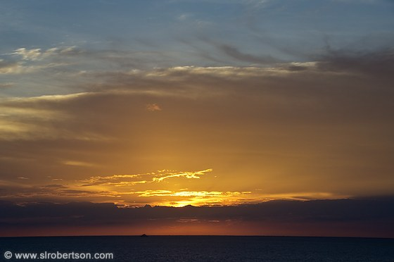Cozumel Sunset 1
