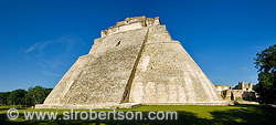 Pictures of Uxmal