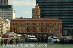 Auckland Ferry Building #1