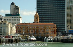 Auckland Ferry Building #2