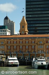 Auckland Ferry Building #3