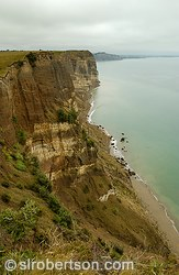 Cape Kidnappers Cliffs #1