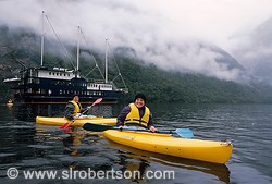 Pictures of Sea Kayaking