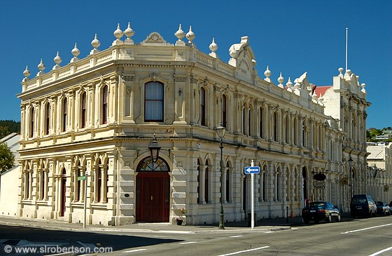 The Criterion Hotel, a Victorian bed & breakfast in Oamaru