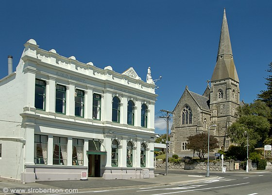 oamaru building wins awards oamaru life