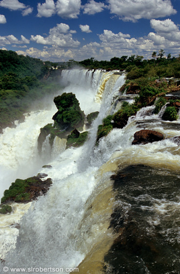 Iguazu Falls from the Argentine Side