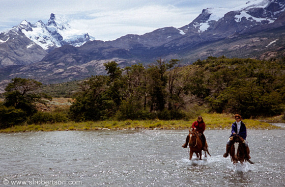 Horseback Riders, Estancia Christina 14