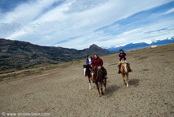 Horseback Riders, Estancia Christina 5