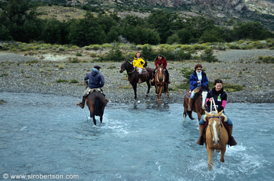 Horseback Riders, Estancia Christina 3