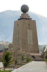 Pictures of Equator Monuments