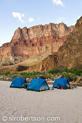Grand Canyon Camp Tents 1