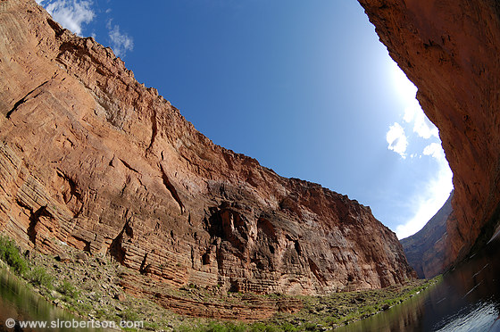 Grand Canyon Fisheye 2