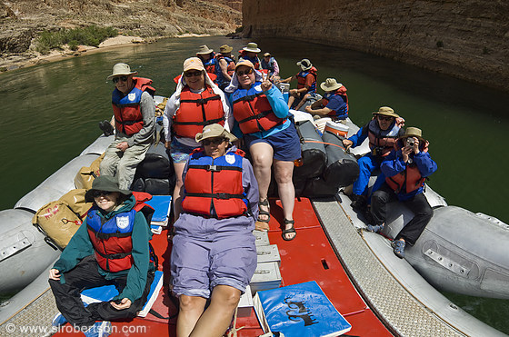 Grand Canyon Rafters 1