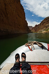 Pictures of Colorado River Rafting