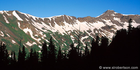 Photo: Snowy Ridge (2)