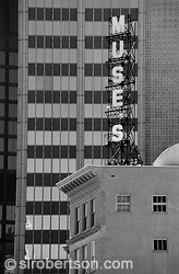 Muse's Department Store, Atlanta BW