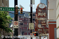 Walton Street Pipe Corner, Downtown Atlanta 2