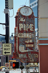 Walton Street Pipe Corner, Downtown Atlanta 4