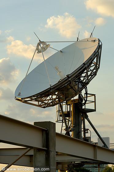 Turner Studios Satellite Dishes 2