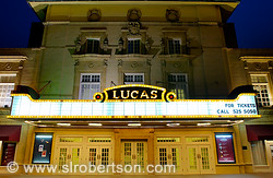 Pictures of Lucas Theater