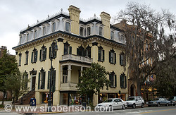 Savannah Mansion 1