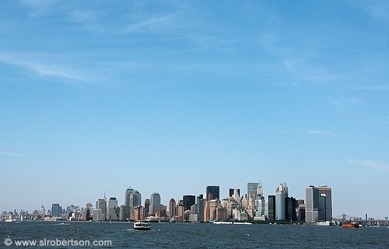 Lower Manhattan 1