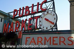 Pictures of Pike Place Market