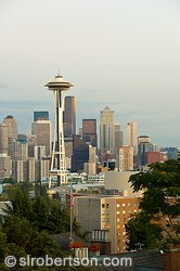 Pictures of Seattle Skylines